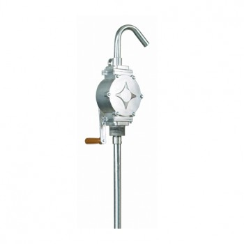 Fuel transfer hand pump