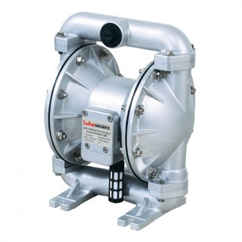Oil diaphragm pump